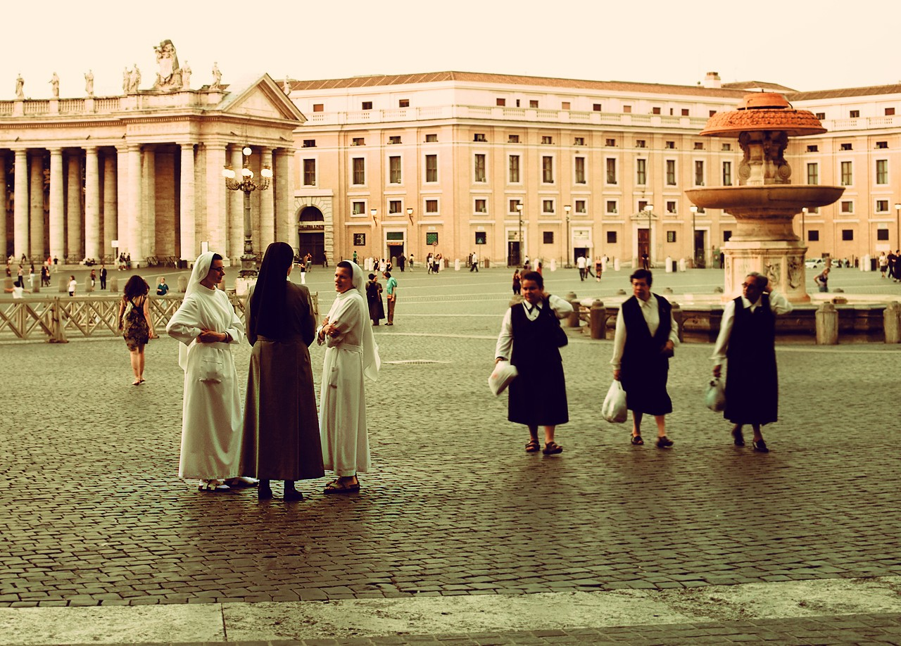 Szycie szat liturgicznych